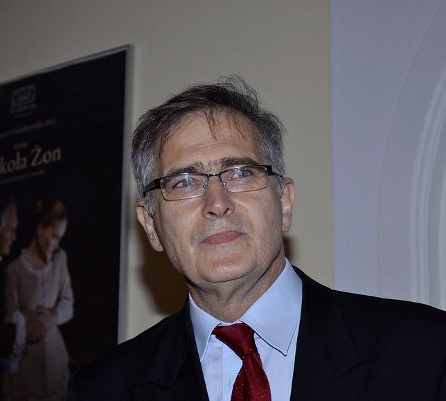 Olgierd Łukaszewicz założył swoją fundację