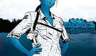 Briggs Land - Kobieca ręka, tom 1