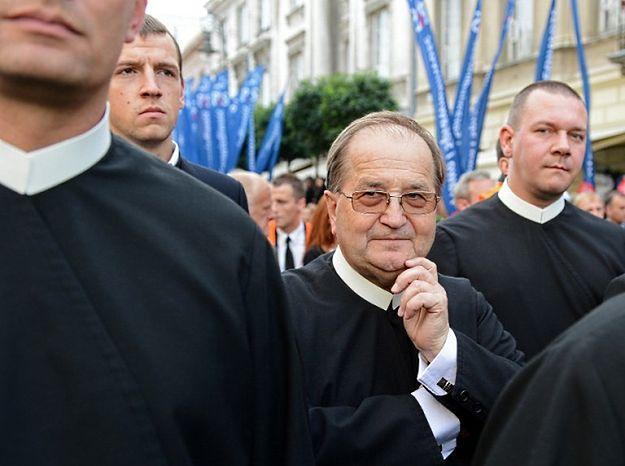 Prokuratura zbada, czy znieważono prezydenta Bronisława Komorowskiego w Radiu Maryja