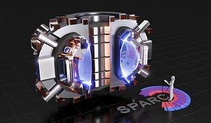 Wizualizacja reaktora SPARC