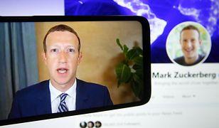 Dane 100 tys. użytkowników Facebooka były zbierane przez oszustów