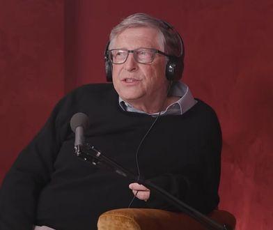 Bill Gates mówi, jak będzie wyglądał tryb pracy po pandemii koronawirusa