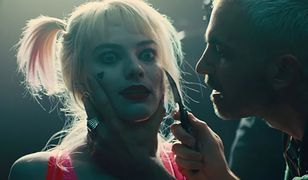 Twarde lądowanie Harley Quinn