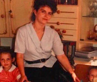 Halina Sawicka z córkami: Kasią i Marzeną