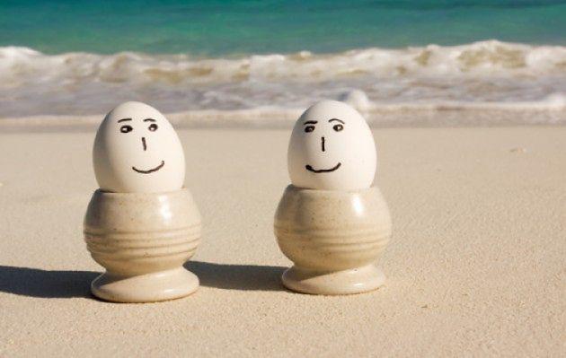 Spędź Wielkanoc na plaży!
