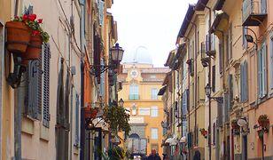 Włochy - papieski apartament udostępniony dla turystów