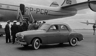 Samochody Renault w służbie prezydentów