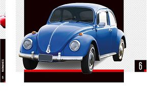 Kultowe Auta (#6). Volkswagen Beetle
