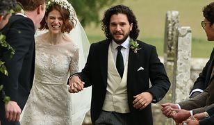 Kit Harington i Rose Leslie są już małżeństwem