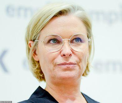 "Paulina Młynarska reaguje ws. ""Top Model"""