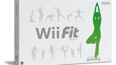 Od kwietnia do lipca sprzedało się prawie 4 miliony Wii Fit