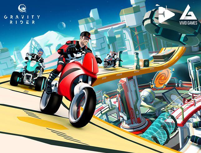 """Gravity Rider"" - nowa gra od studia Vivid Games"