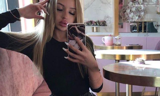Żywa barbie. @kuklatala, Instagram
