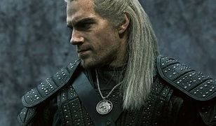 Henry Cavill w roli wiedźmina Geralta