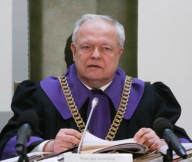 Sędzia Stanisław Zabłocki odchodzi w stan spoczynku