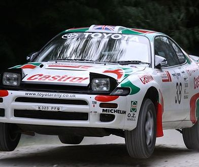 Toyota rusza na Goodwood Festival of Speed