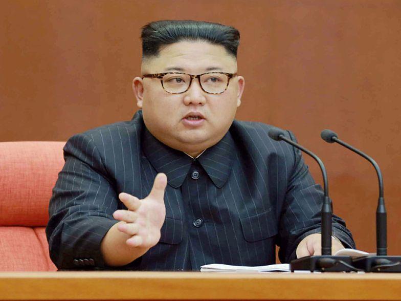 Kataklizm w Korei Północnej. Wielkie słowa Kim Dzong Una w reżimowej telewizji