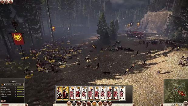 Total War: Rome 2 w akcji - pierwszy fragment rozgrywki gotowy do oglądania