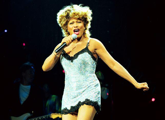 Tina Turner to ikona rock and rolla
