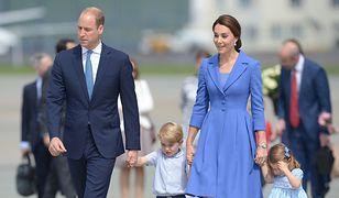 """Księżna Kate i książę William dziękują za gościnność! """"Do widzenia Polsko"""""""