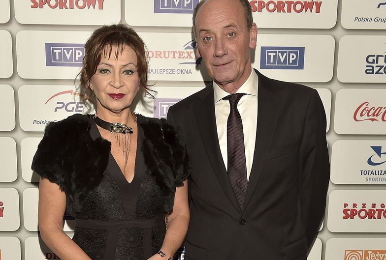Żona komentatora sportowego TVP grała w serialowych hitach. Jest znacznie młodsza