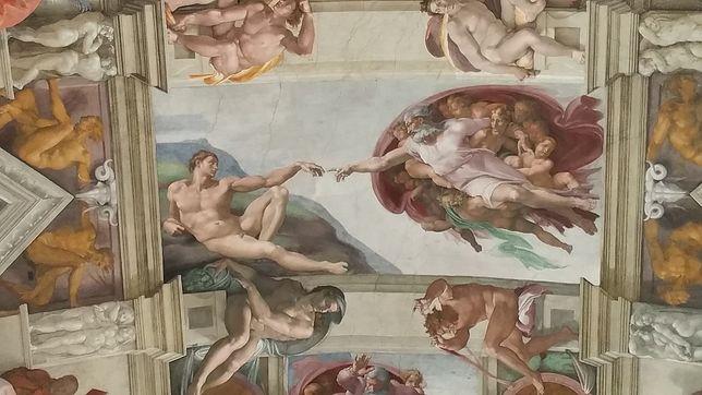 Kaplica Sykstyńska to perła Watykanu