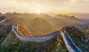 Wielki Mur Chiński - jeden z nowych cudów świata