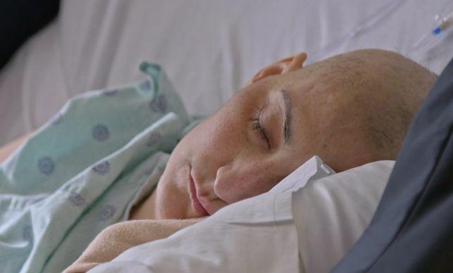 """""""Zdrowi ludzie myślą o tym, jak chcą umrzeć. Chorzy – jak chcą żyć"""""""