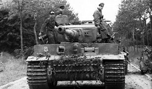 Tygrysy - najlepsze czołgi II wojny światowej?