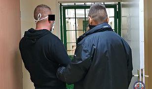 Ukradli ponad 100 butli gazowych sprzed sklepów w powiecie mińskim