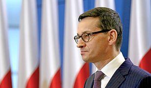 Naczelny rabin zwraca uwagę, że jako premier, Morawiecki powinien ważyć słowa