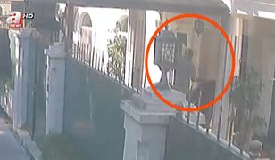 Turecka telewizja opublikowała nowe nagranie związane ze śmiercią Jamala Khashoggiego