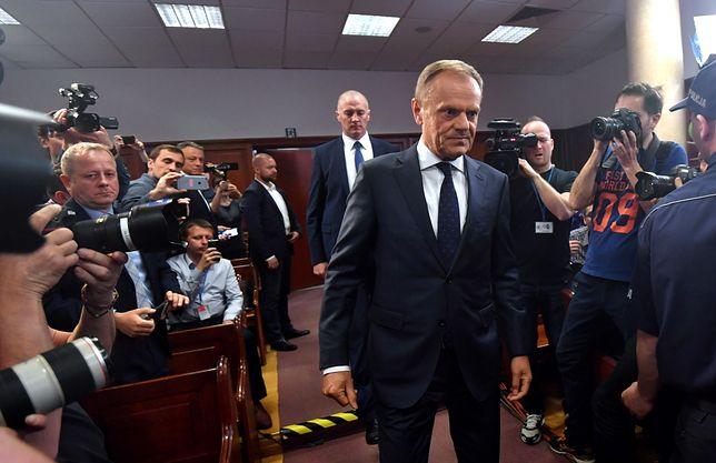 O powrocie Tuska do ogólnopolskiej polityki spekuluje się od miesięcy