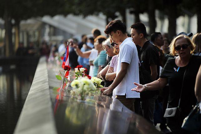 Pomnik ofiar ataku na World Trade Center