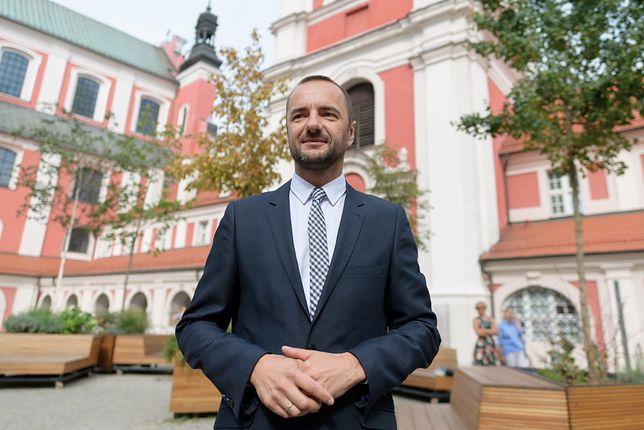 Wybory parlamentarne 2019. Jarosław Pucek bez sukcesu kandydował na prezydenta Poznania