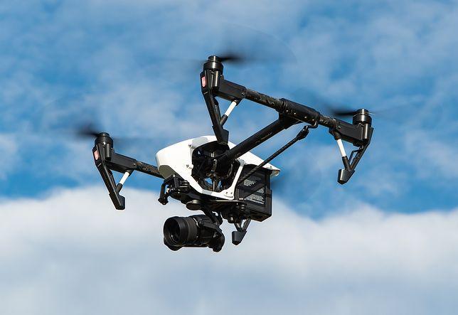 Dron trafił w ręce cywilnych i wojskowych ekspertów