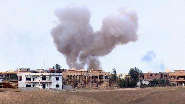 Walki o Tikrit