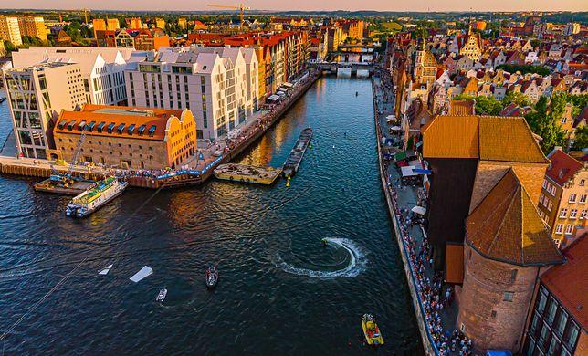 Gdańsk zachwyca turystów