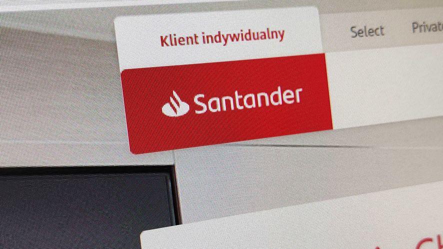 Santander zapowiada przerwę techniczną /fot. dobreprogramy