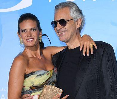 Andrea Bocelli na wakacjach z rodziną. Śpiewak ma piękną żonę