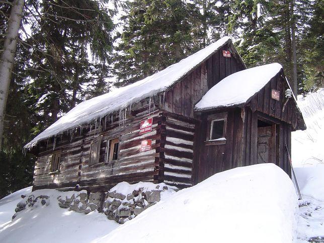 Chatka pod Śnieżnikiem