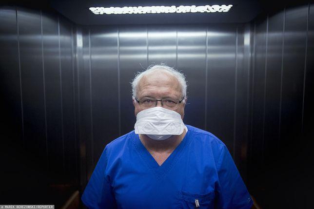 Koronawirus w Polsce. Prof. Simon o antyspołecznym zachowaniu Polaków
