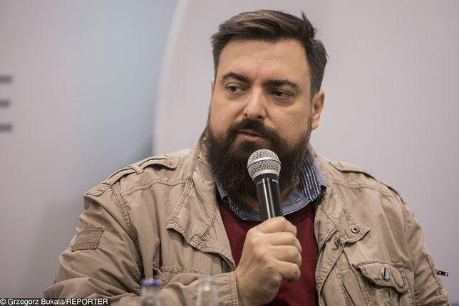 """Tomasz Sekielski wziął udział w debacie """"Ukróćmy wszechwładzę Kościoła!"""""""
