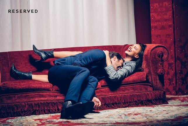 Irina Shayk i Jon Kortajarena w rytmie Jingle Bells! Kampania #ReservedForXmas