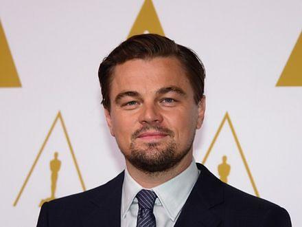 Leonardo DiCaprio nie chciał Oscara