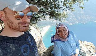 Turek zepchnął ciężarną żonę z klifu. Świadek mówi, jak się zachowywał
