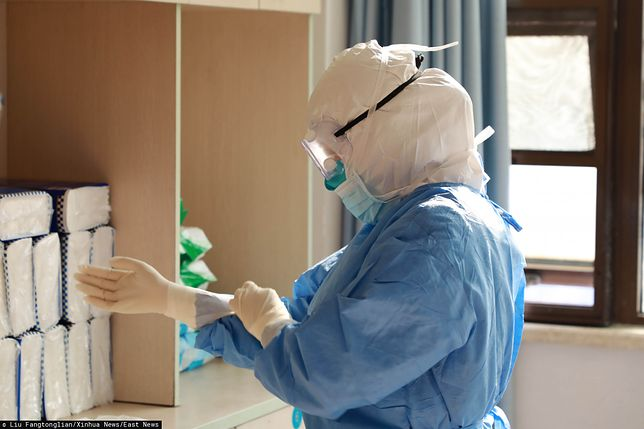 Koronawirus z Chin błyskawicznie się rozprzestrzenia