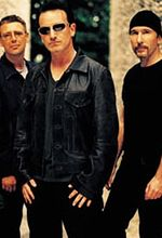 U2 prosto z nieba