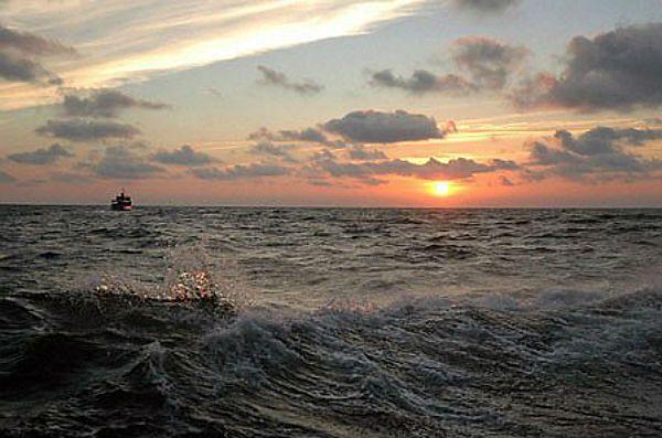 10 zaginionych po kolizji na morzu koło Korei Południowej