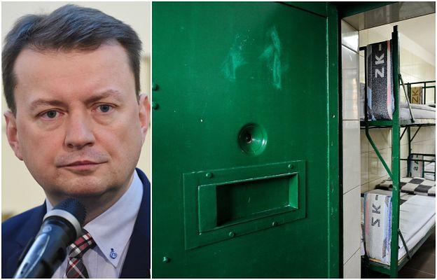 10 lat więzienia dla posłów. Minister Błaszczak o tym, co grozi opozycji